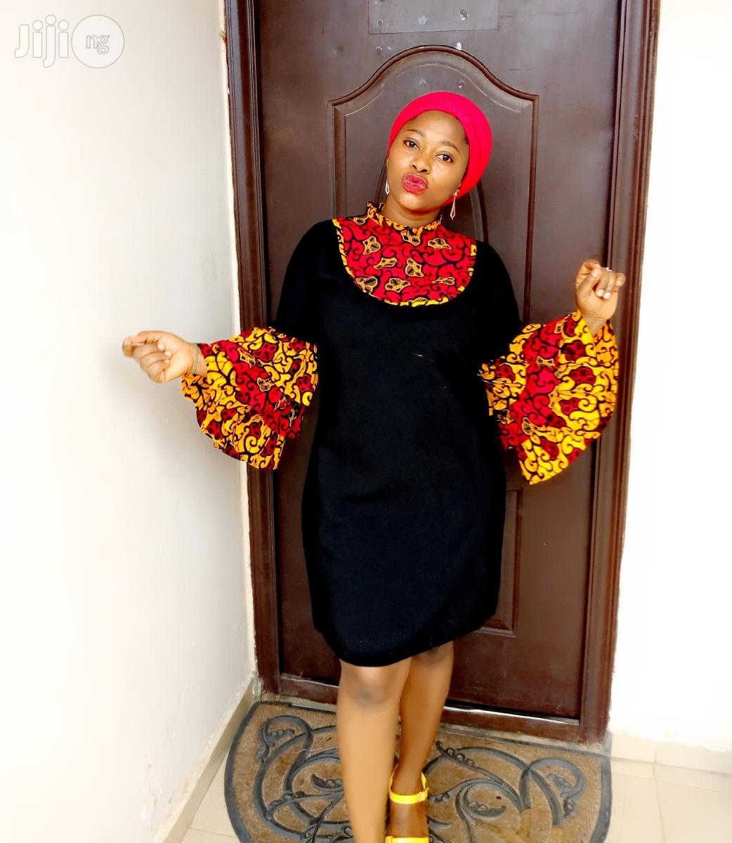 Archive: Ankara Dress