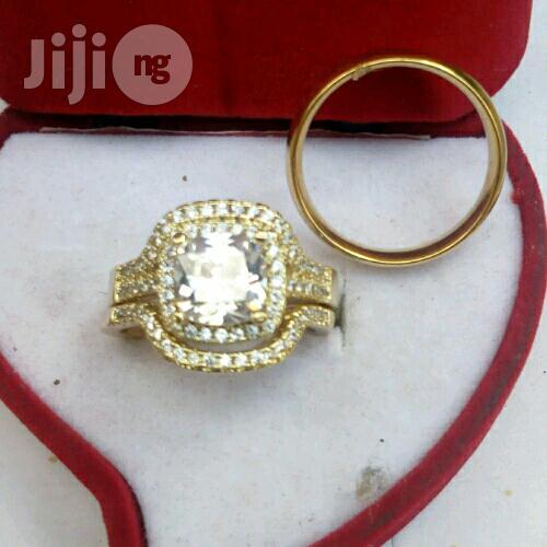 Vegue Gold Wedding Ring