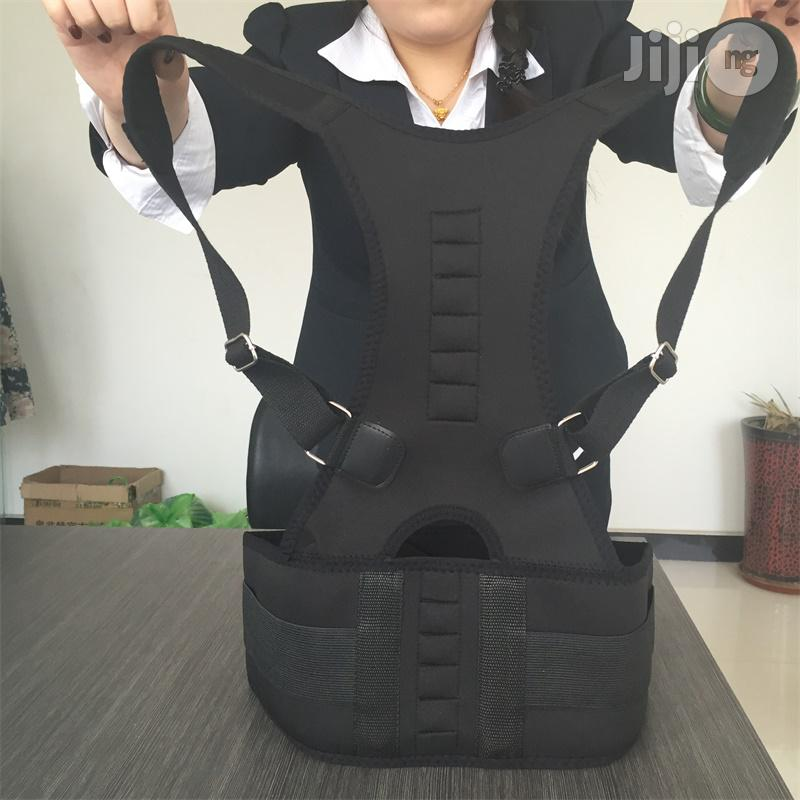 Poor Posture Corrector Belt - Unisex   Clothing Accessories for sale in Surulere, Lagos State, Nigeria
