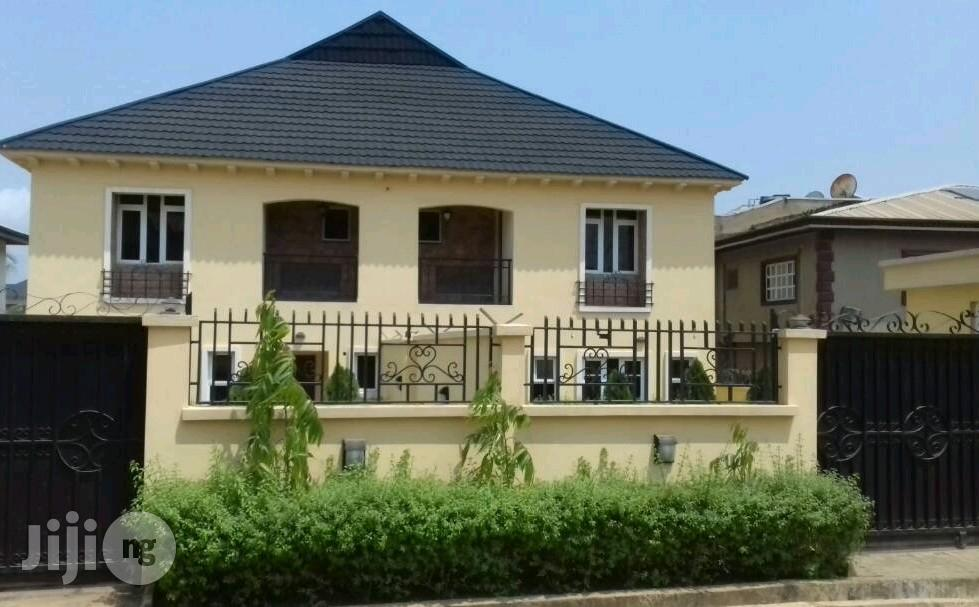 Two Wings Of Exclusively Finished 5 Bedroom Duplex (Brand New) @ Arepo