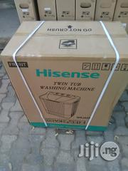 Hisense Twin Top Washing Machine | Home Appliances for sale in Lagos State, Ajah