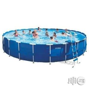 Standard Mobile Swimming Pool | Sports Equipment for sale in Rivers State, Port-Harcourt