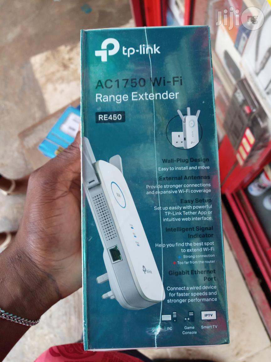 Range Extender Tp-link Re450 | Networking Products for sale in Ikeja, Lagos State, Nigeria