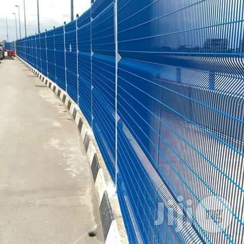 Panel Mesh Antifinger 10ftx8ft 4mm Thickness | Building Materials for sale in Surulere, Lagos State, Nigeria