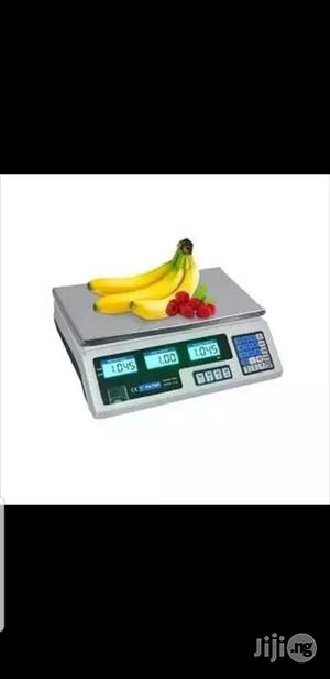 Camry 30kg Digital Kitchen Scale   Store Equipment for sale in Lagos State, Lagos Island (Eko)