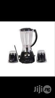 MASTERCHEF 2 in 1 Multifunction Electric Blender With Mills | Kitchen Appliances for sale in Lagos State, Surulere