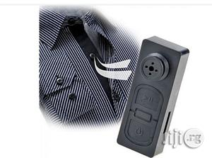 Universal Button Pinhole Hidden Camera   Security & Surveillance for sale in Lagos State, Ikeja
