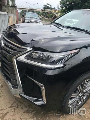 Lexus LX 2016 Black | Cars for sale in Lagos State, Ikeja