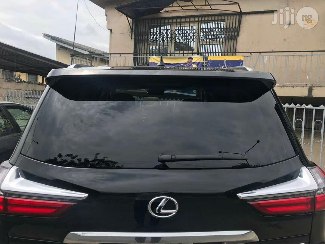 Lexus LX 570 2016 Black | Cars for sale in Ikeja, Lagos State, Nigeria
