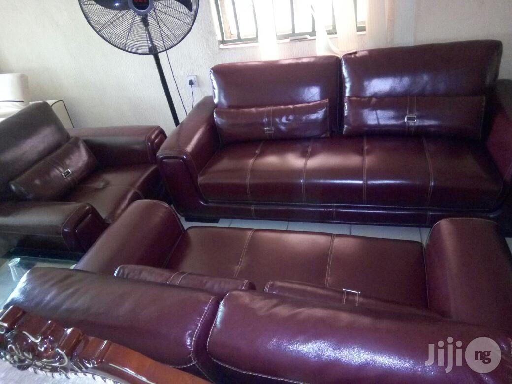 Quality Seven Seaters Sofas Chairs Imported