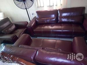 Quality Seven Seaters Sofas Chairs Imported   Furniture for sale in Lagos State