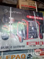 Lutian Generator 3.5KVA With Key Starter | Electrical Equipment for sale in Lagos State, Ojo