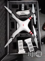 Used DJI Phantom 3 Standard Drone With One Extra Battery & Hard Case | Photo & Video Cameras for sale in Lagos State, Ikeja