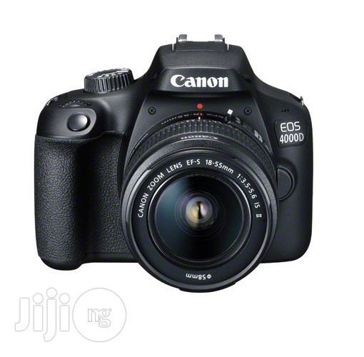 Canon EOS 4000D Digital Slr Camera