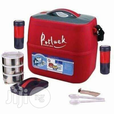 Potluck Thermal Lunch Box