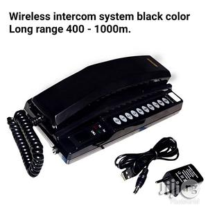 Universal Chef Wireless Intercom Table Phone | Home Appliances for sale in Lagos State, Ikeja