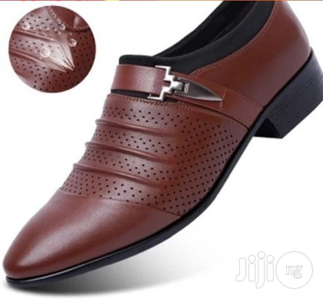 Corporate Leather Shoe For Unique Men | Shoes for sale in Ifako-Ijaiye, Lagos State, Nigeria