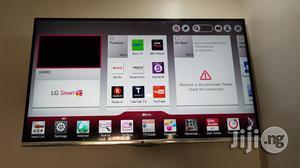 42 Inches LG Smart Borderless 3D Full HD LED TV | TV & DVD Equipment for sale in Lagos State, Ojo