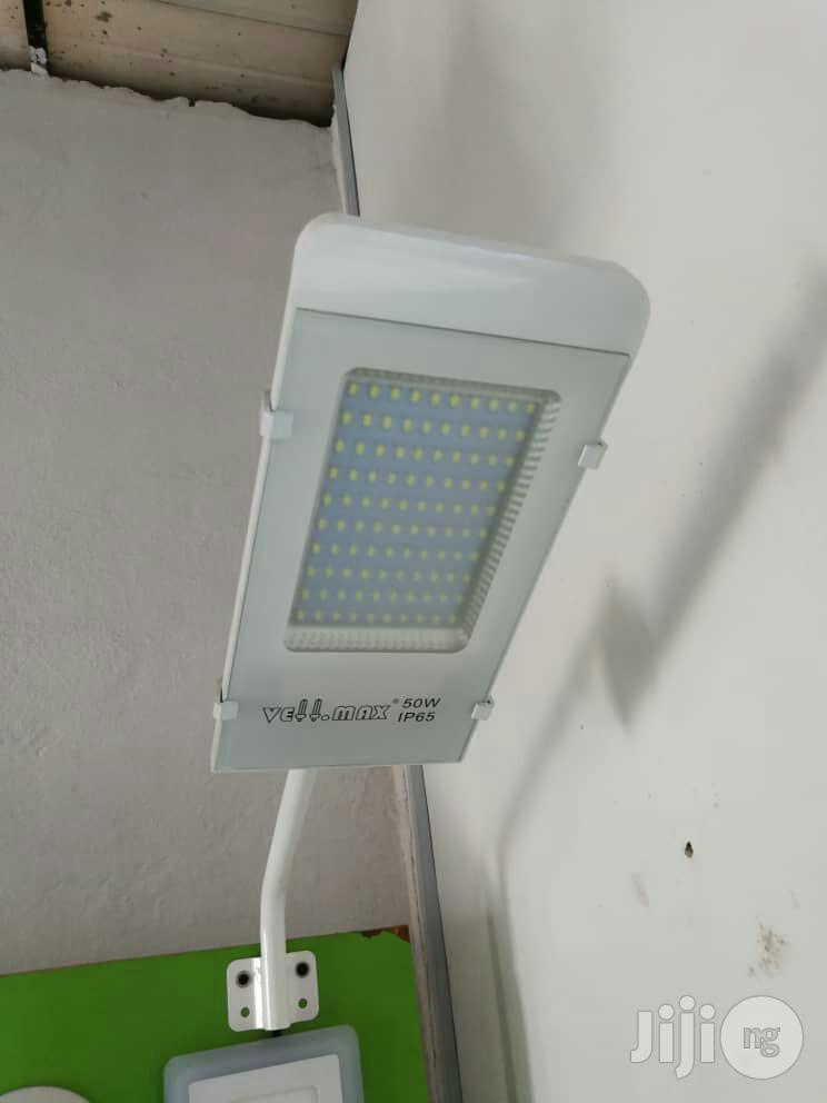 Original LED Street Lights & Lamps With Poles.