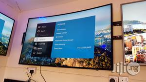 55 Inches Samsung Smart Ultra High Definition Curved LED Ue55ju6495 | TV & DVD Equipment for sale in Lagos State, Ojo