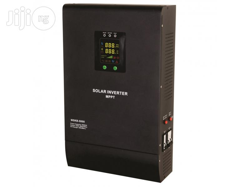 Prag 2.5KVA 24V Pure Sine Wave Wall Solar Inverter | Solar Energy for sale in Victoria Island, Lagos State, Nigeria
