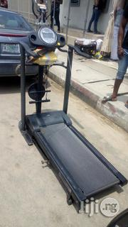 London Used, 2HP GLOBE 4-In-1 Multi-Purpose Electric Treadmill | Sports Equipment for sale in Lagos State, Surulere