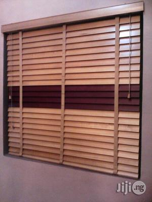Wooden Blind Interior Decorations | Home Accessories for sale in Bayelsa State, Yenagoa