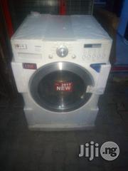 LG 15kg Automatic Washing and Spinning Machine With Two Years Waranty. | Home Appliances for sale in Lagos State, Ojo