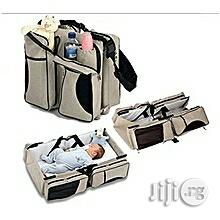 3 in 1 Multipurpose Baby Diaper and Travel Bag   Baby & Child Care for sale in Lagos State, Lagos Island (Eko)