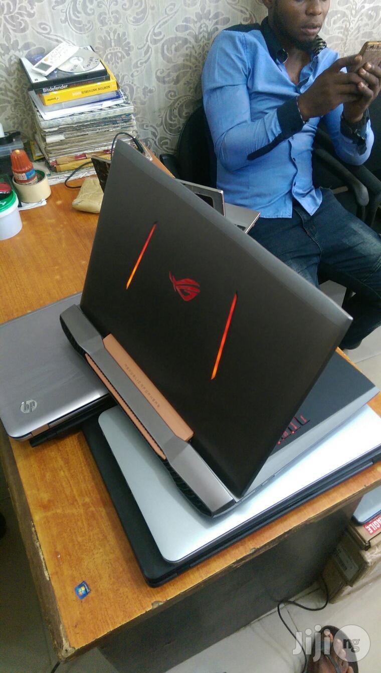 Laptop Asus ROG G752VL 8GB Intel Core i7 HDD 1T