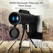 Generic 40 X 60 Zoom Monocular Smartphone Telescope | Camping Gear for sale in Lagos State
