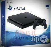 Sony Playstation 4 Slim Days Of Play Limited Edition | Video Game Consoles for sale in Lagos State, Ikeja