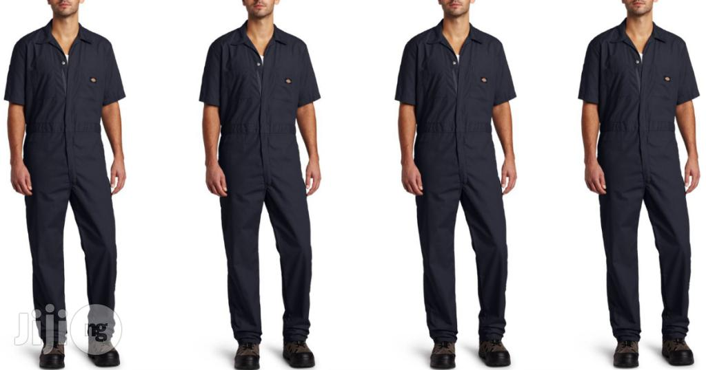 Dickies Short Sleeve Cover All | Clothing for sale in Agboyi/Ketu, Lagos State, Nigeria