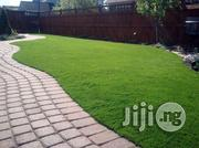 Beautiful Backyard Artificial Grass Installation | 30mm Pile Height | Garden for sale in Lagos State, Ikeja