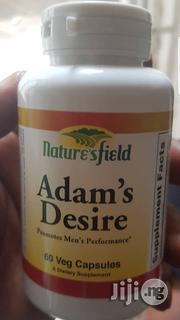 Nature's Field Adam's Desire -60capusules | Sexual Wellness for sale in Lagos State