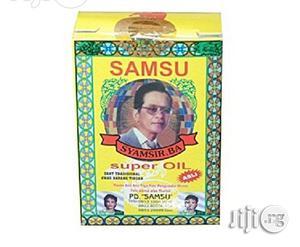 Samsu Oil Fast Action Delayed Ejaculation Formula (2 Bottles)   Sexual Wellness for sale in Lagos State, Lekki