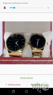 Diesel Couple Wrist Watch | Watches for sale in Lagos State, Surulere