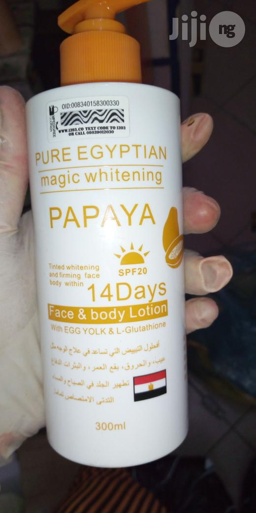 Pure Egyptian Whitening Cream   Skin Care for sale in Port-Harcourt, Rivers State, Nigeria