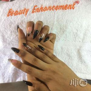 Mobile Pedicure, Manicure, Lashes And Makeup   Health & Beauty Services for sale in Rivers State, Port-Harcourt