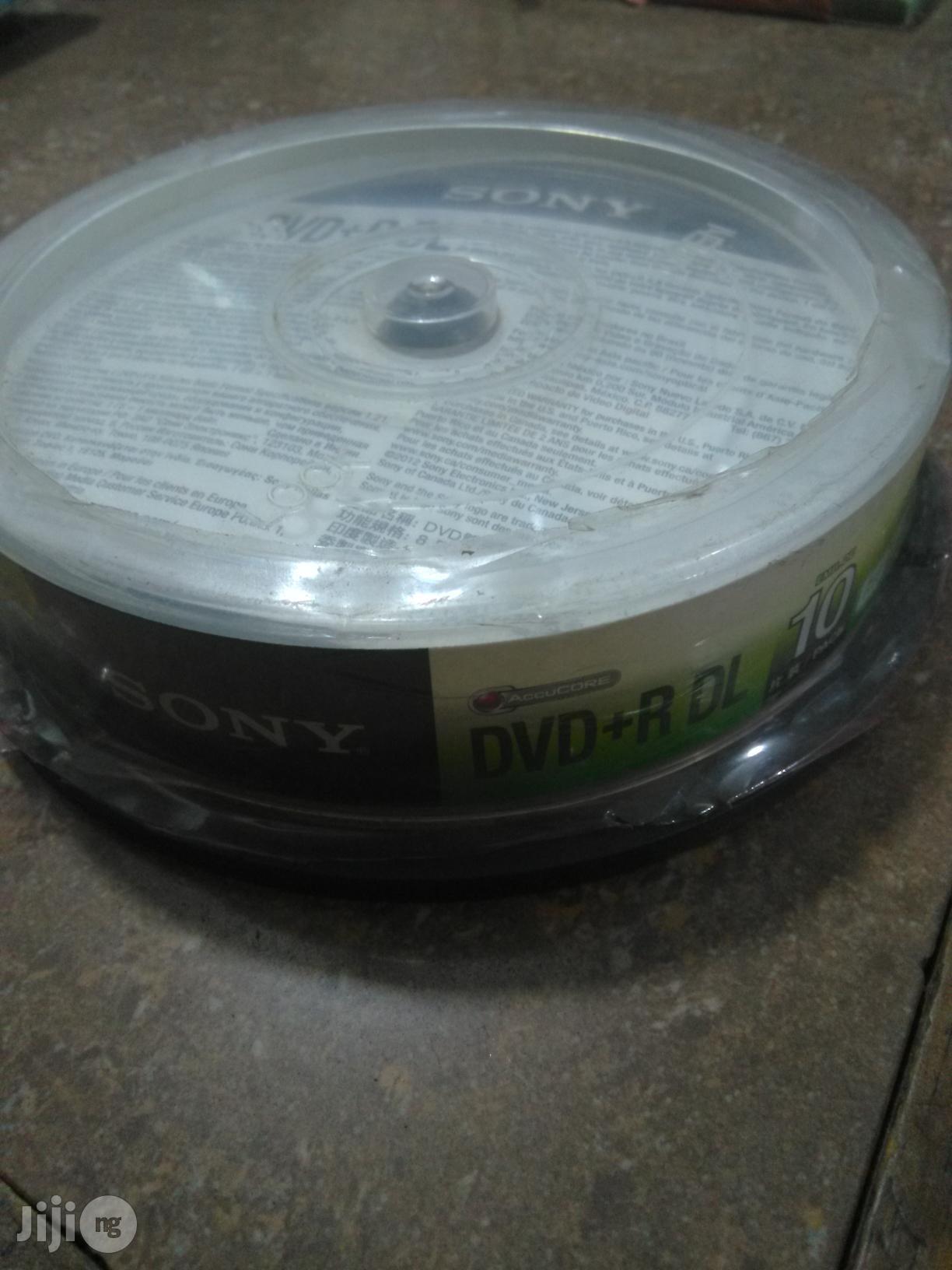 8gb DVD Rewrittable Disc