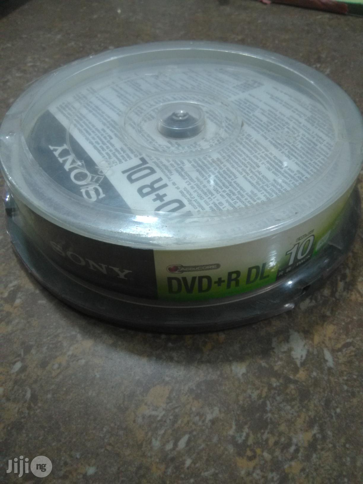 8gb DVD Rewrittable Disc | Computer Accessories  for sale in Ikeja, Lagos State, Nigeria