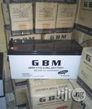 GBM 200ah/12v Deep Cycle Battery | Solar Energy for sale in Lagos State, Ikeja