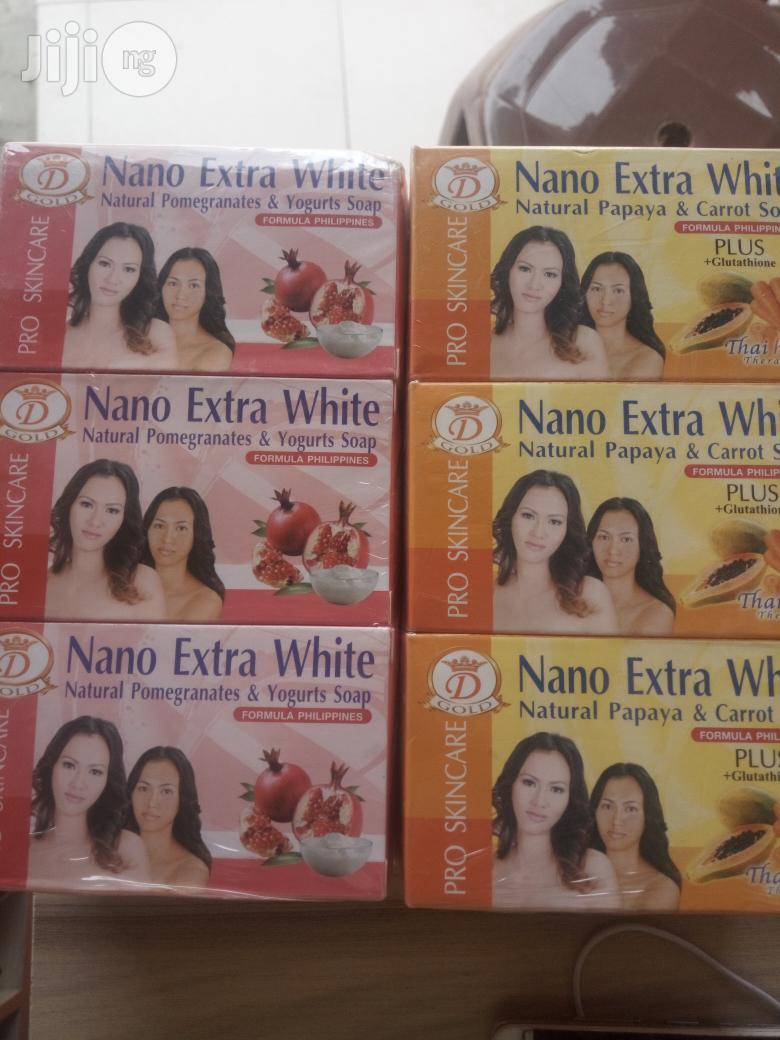 Nano Extra White Soap