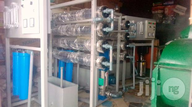 Reverse Osmosis RO For Water Production Plant
