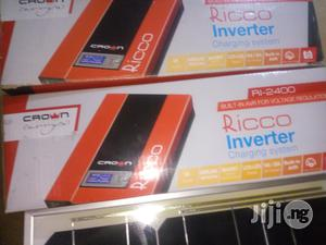 Ricco 2400VA 24V Hybrid Pure Sine Wave Inverter