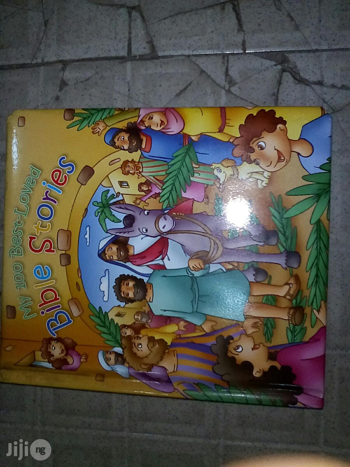 My Best100 Bible Story Book