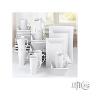 32 Pcs Ceramics Dinner Set   Kitchen & Dining for sale in Lagos State, Lagos Island (Eko)