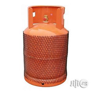 12.5kg Gas Cylinder - Orange | Kitchen Appliances for sale in Lagos State, Lagos Island (Eko)