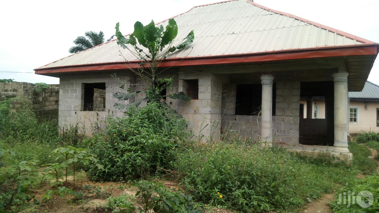 Well Planned Two Bedroom Flat(65% Completed) At Agbeta, Onne | Houses & Apartments For Sale for sale in Eleme, Rivers State, Nigeria