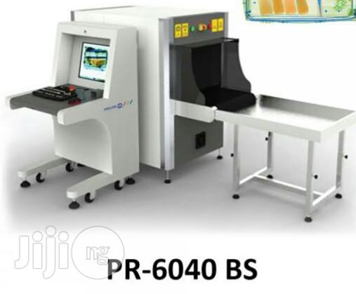 Baggage Scanner And Xray Machine Model PR-6040-BS